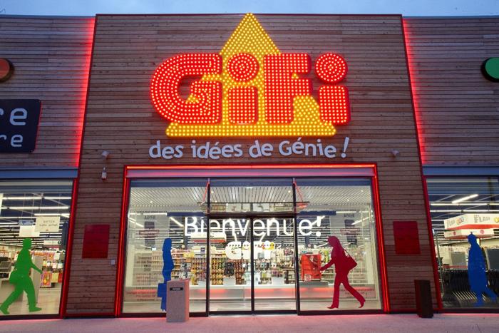 Gifi s lectionne txt retail pour la gestion compl te de for Simulateur implantation cuisine